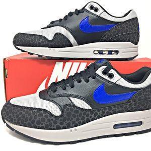 Nike Air Max 1 SE Mens Shoes Reflective Safari Pri